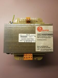 Noratel Trenntransformator Isoliertransformator 400V 230V 6,9A 1,6 kVA
