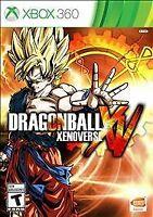 Dragon Ball XenoVerse (Microsoft Xbox 360, 2015) NEW