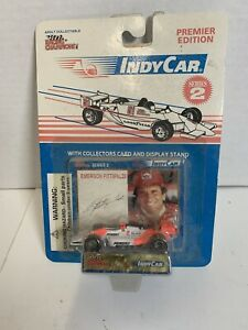 Racing Champions Premier Edition IndyCar Emerson Fittipaldi 1:64 Scale 1994 #2