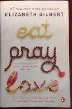 Eat Pray Love (1986,Softback)Elizabeth Gilbert PreownedBook.com BooksByDecade