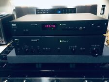 NAD 3240PE Stereo Integrated Amplifier & NAD 4220 Stereo Tuner