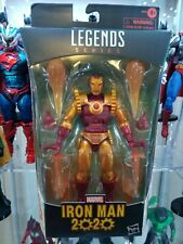 "Marvel Legends Series Iron Man 2020 6"" Action Figure Hasbro USED"