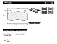 StopTech Sport Brake Pads fits 2007-2009 Mercedes-Benz CL600,S600 CL550,S550  ST