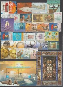 Lot Slovenia Slovenien 1991/2015 used postage stamps