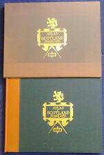 Atlas of Scotland Herman Moll Heritage Press 1980