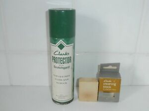 Sistemáticamente Es barato tipo  Clarks Shoe Cleaners, Conditioners & Polishes for sale | eBay