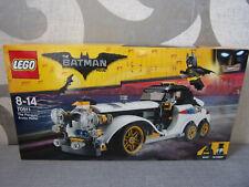 Lego Batman Movie arrollador Artico de the Penguin 70911