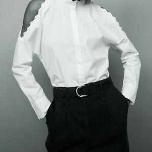 Maje Calinka Cotton Shirt Size 2
