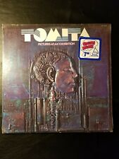 Tomita Pictures At An Exhibition LP SEALED NEW ! VERY  RARE!