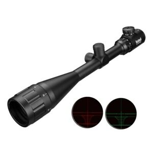 6-24x50 Aoe scope Adjustable Green Red Dot Light Tactical Scope Ret