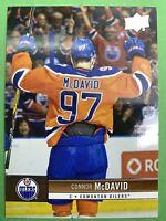 2019-20 UD 30 Years Of Upper Deck #UD 30-23 Connor McDavid Edmonton Oilers