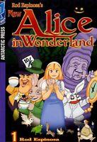 New Alice In Wonderland Color Manga TPB V1 NM 2006 Antarctic Comic Book