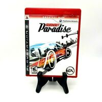 """""""Burnout Paradise"""" Sony PlayStation 3 Greatest Hits Game And Case Very Good"""
