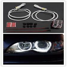 4X CCFL LED ANGEL EYES Standlicht Ringe Xenon Lampe Weiß für BMW E36 E38 E39 E46