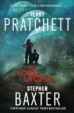 The Long Utopia: The Long Earth 4-ExLibrary