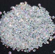 1000Pcs Crystal Pixie 3D Nail art Micro Zircon 1.2mm Mini Rhinestones DIY BV63