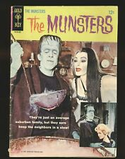Munsters # 1 G/VG Cond.