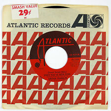 ARETHA FRANKLIN Since You've Been Gone/Ain't No Way 7IN 1958 (NORTHERN SOUL) NM-