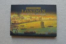 More details for the history of london commemorative ingot collection