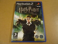 PS2 GAME / HARRY POTTER EN DE ORDE VAN DE FENIKS (PLAYSTATION 2)