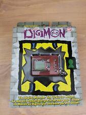 Digimon Tamagotchi 20th Anniversary Digivice Digital Pet Brown NIB
