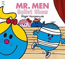 NEW  MR MEN - the BALLET SHOW  (BUY 5 GET 1 FREE book ) Little Miss