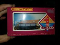 """OO Gauge R151 Hornby """"Victoria"""" 3 Plank Wagon boxed"""