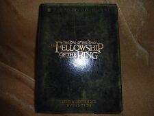 The Lord of the Rings: The Fellowship of the Ring (4-Disc Spec Extended Edition)
