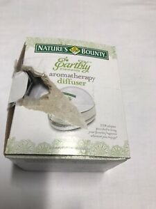 Nature's Bounty Earthly Elements Personal Aromatherapy Diffuser USB Portable NEW
