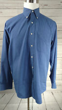 Brooks Brothers Men's Long Sleeved Button Front Dress Shirt 16-5 (Z28)