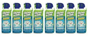 Blow-Off Compressed Air Duster 10 oz. B00L4HUP3K - 8 Cans