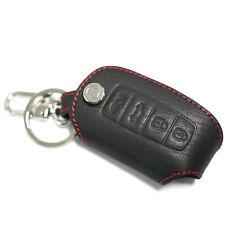 Smart Key Leather Holder Key Case Cover For HYUNDAI 2007-2010 Elantra / HD
