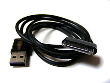 2 x 1 METER MOBILE PHONE USB CHARGER CABLE LEAD FOR iPHONE 4G / 3GS / iPod B