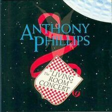 ANTHONY PHILLIPS - Living Room Concert - CD - Live - **Excellent Condition**