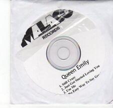 (DJ658) Queen Emily, Queen Emily EP - DJ CD