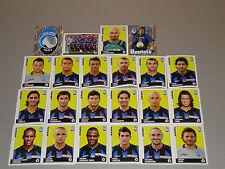 FIGURINE CALCIATORI PANINI 2006-07 SQUADRA ATALANTA CALCIO FOOTBALL ALBUM