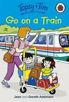 Topsy and Tim: Go on a Train, Adamson, Jean ,  | Fast Delivery