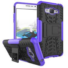 Hybrid Shockproof Hard Case Cover For Samsung Galaxy Grand Prime Plus / J2 Prime
