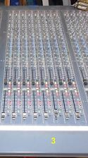 SOUNDCRAFT DC2020 MIXING CONSOLE PARTS, 1 bucket of 8 channels UNTESTED AS-IS #4