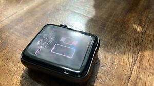 Apple MTF32LLA Watch Series 3gps 42 Mm Space Gray Aluminum With Black