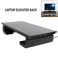 Multi-Function Base Holder Desktop Monitor  Stand Computer Screen Riser