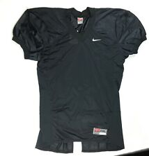 New Nike Destroyer Football Game Mesh Training Jersey Men's Xxl Black 337307
