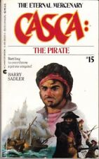 Barry Sadler: Casca 15: The Pirate. Charter 1985, 1st edition. 601449