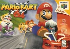 Mario Kart 64 N64 NINTENDO 64 Video Game