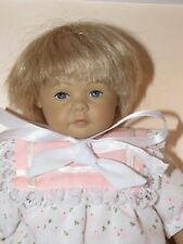 "Little Ones 8"" Baby Swiss Design Original Heidi Ott Doll In Box"