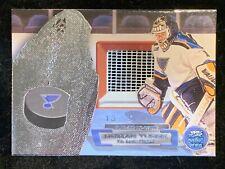2000-01 Paramount Glove Side Net Fusions #16 Roman Turek - NM-MT 16/25