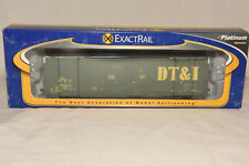 EXACTRAIL EP-80304-8 GREENVILLE 60' DOUBLE PLUG DOOR BOX CAR DTI #25931