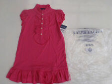 Ralph Lauren Cotton Dresses for Girls