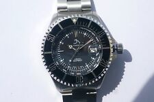Alpha du Centaure Submariner style diver watch with mov. 2824-2 ETA,