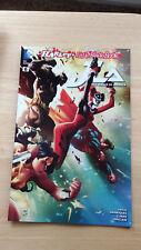 JLA Justice League Harley's Little Black Book # 6 DC Madureira Feb 2016 F/VF